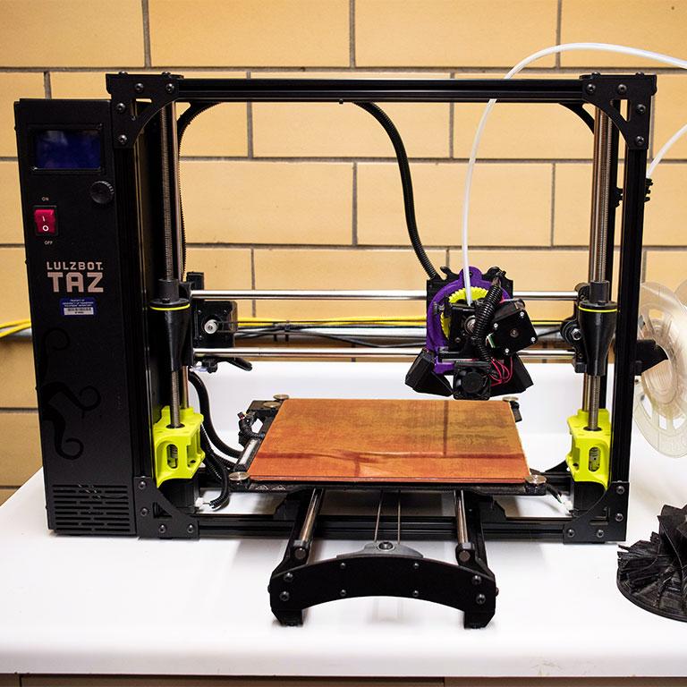 Lulzbot Taz 3D Printer